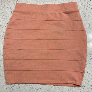 Bandage Mini Skirt